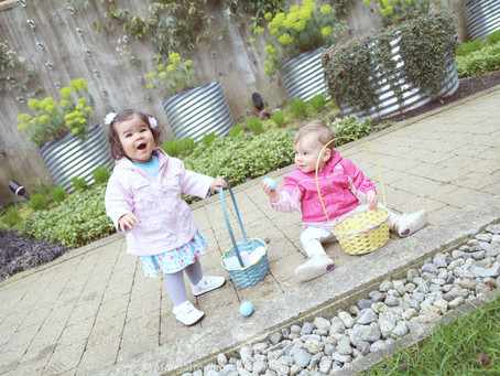 Sneak Peak of the 4th AnnualLil Chicks Brunch & Easter Egg Hunt by Vancouver Active Moms &