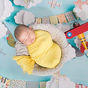 Wesley's Newborn