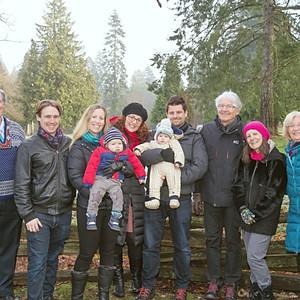 Alice & Leo's Family
