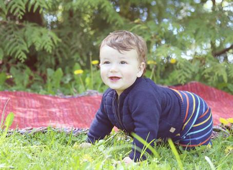 Sneak Peak of Joseph's Family Spring Photo Shoot