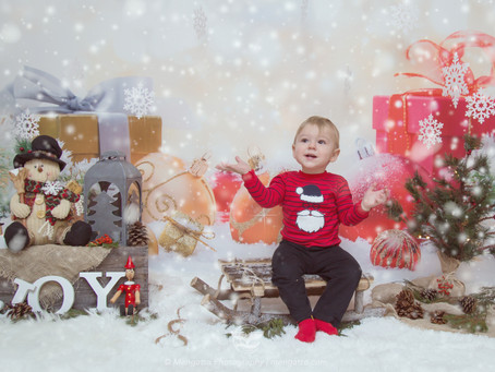 Holiday Mini Session with Mengatto Photography