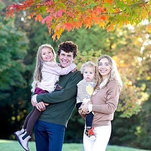 Kizhmeneva's Autumn Family Session