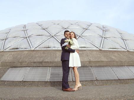 Sneak Peak of Giana & Rafael's Wedding