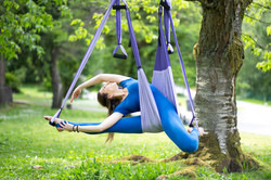Maha's Aerial Yoga-22