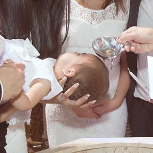 Litza's Baptism