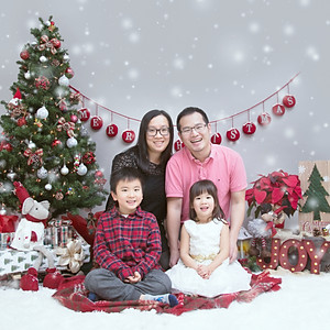 Chen's Christmas Session