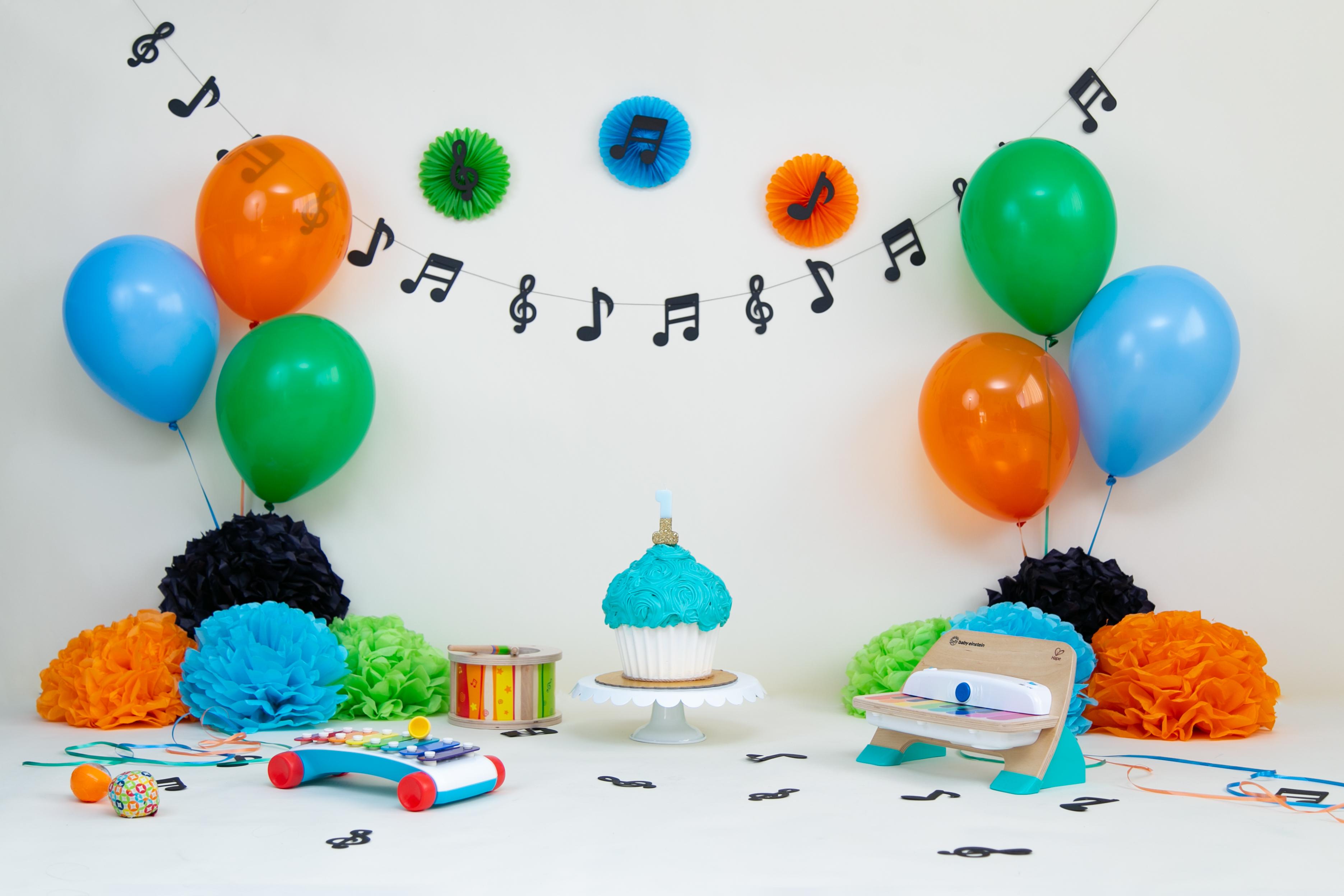 Noah's Cake Smash-16
