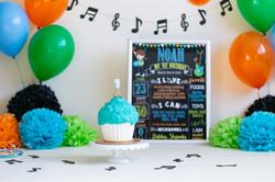 Noah's Cake Smash-3