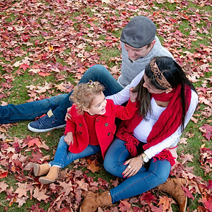Priscila's Autumn Family Session