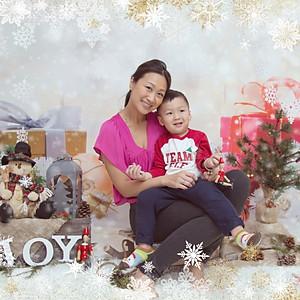 Lei's Christmas 2017