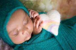 Neev's Newborn-12