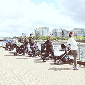 Stroller Fitness Class - Yaletown
