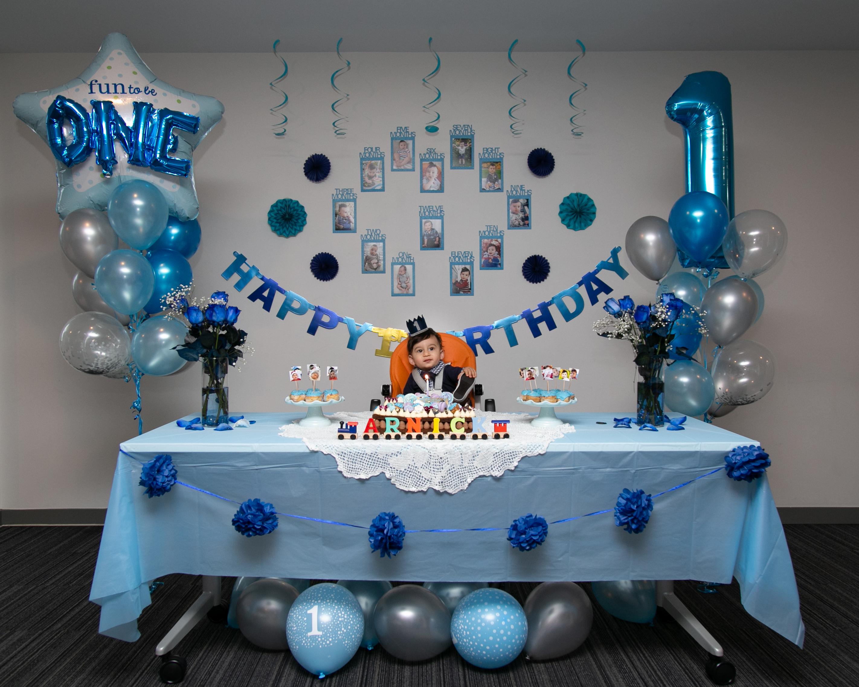 Arnick's 1st Birthday-22
