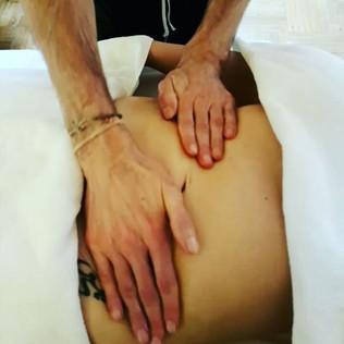 #abdominalmassage #thaimassage #oilmassa