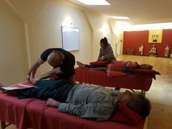 Thai Table Massage