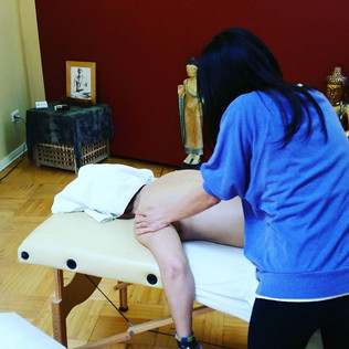 Essential Oil Massage Aromatherapy Cours