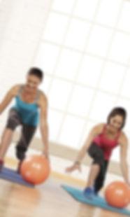 Pilates and Thai Massage Berlin workshop