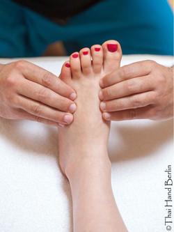 Foot Reflexology Massage Thai Hand Berlin