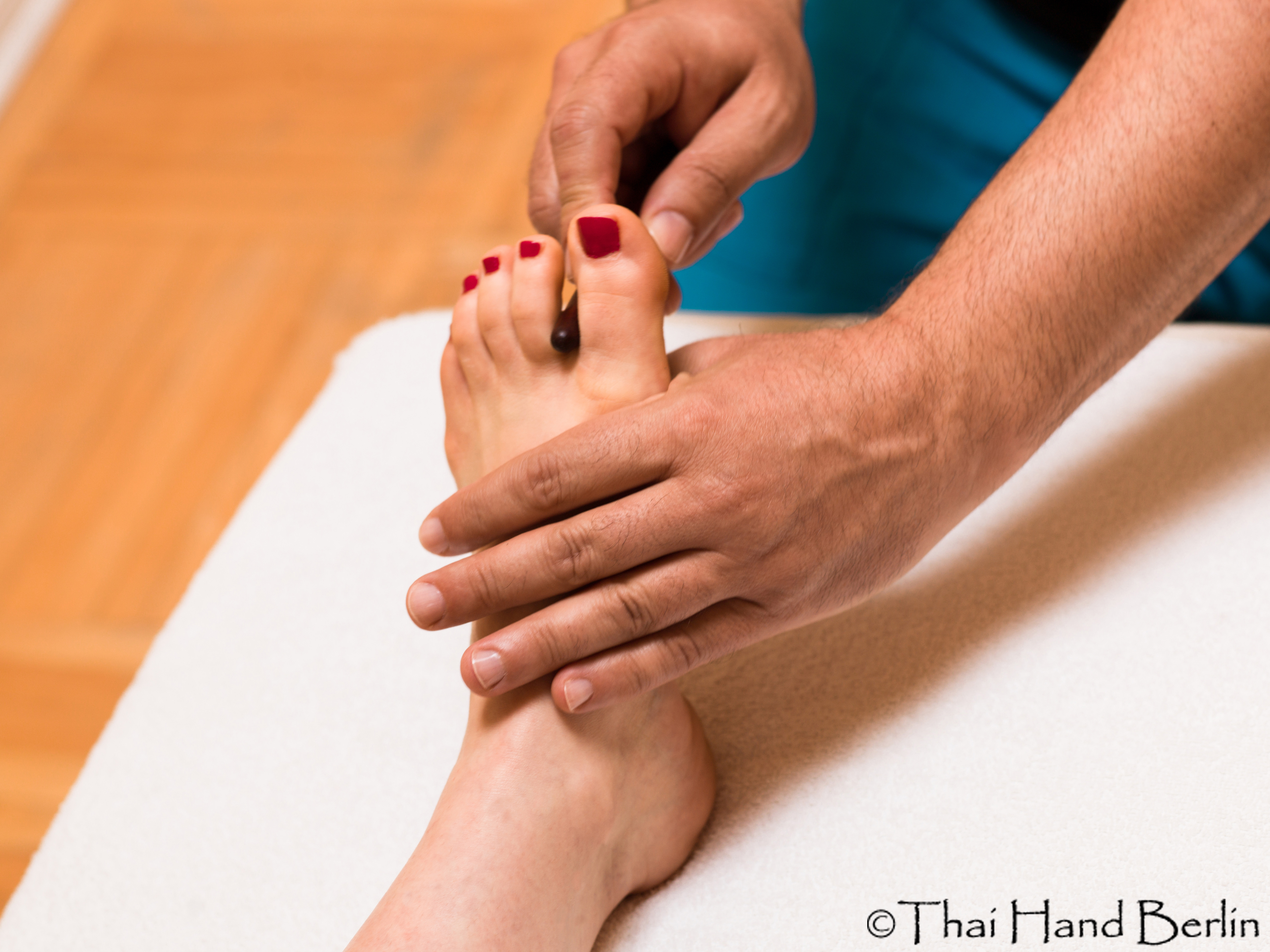 Foot Reflexology Massage Berlin