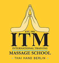 Thai yoga massage school Berlin