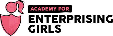 Academy Enterprising Young Girls logo 1.