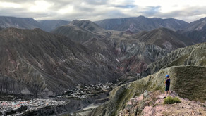 Jujuy y la quebrada de Humahuaca
