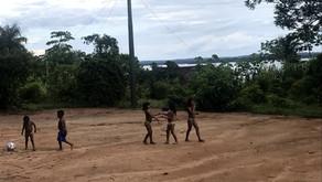 Sobreviviendo 4 días en el Amazonas