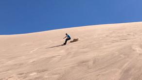 San Pedro de Atacama, estrellas y sandboarding!!
