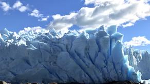 Dentro del glaciar Perito Moreno