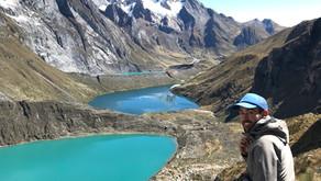 Huayhuash: trek de 8 días entre 4000 y 5000 metros