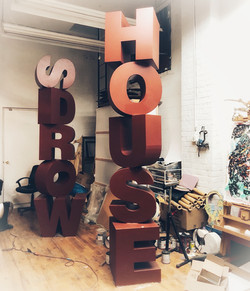 House of Word NYC: Khalil Studio