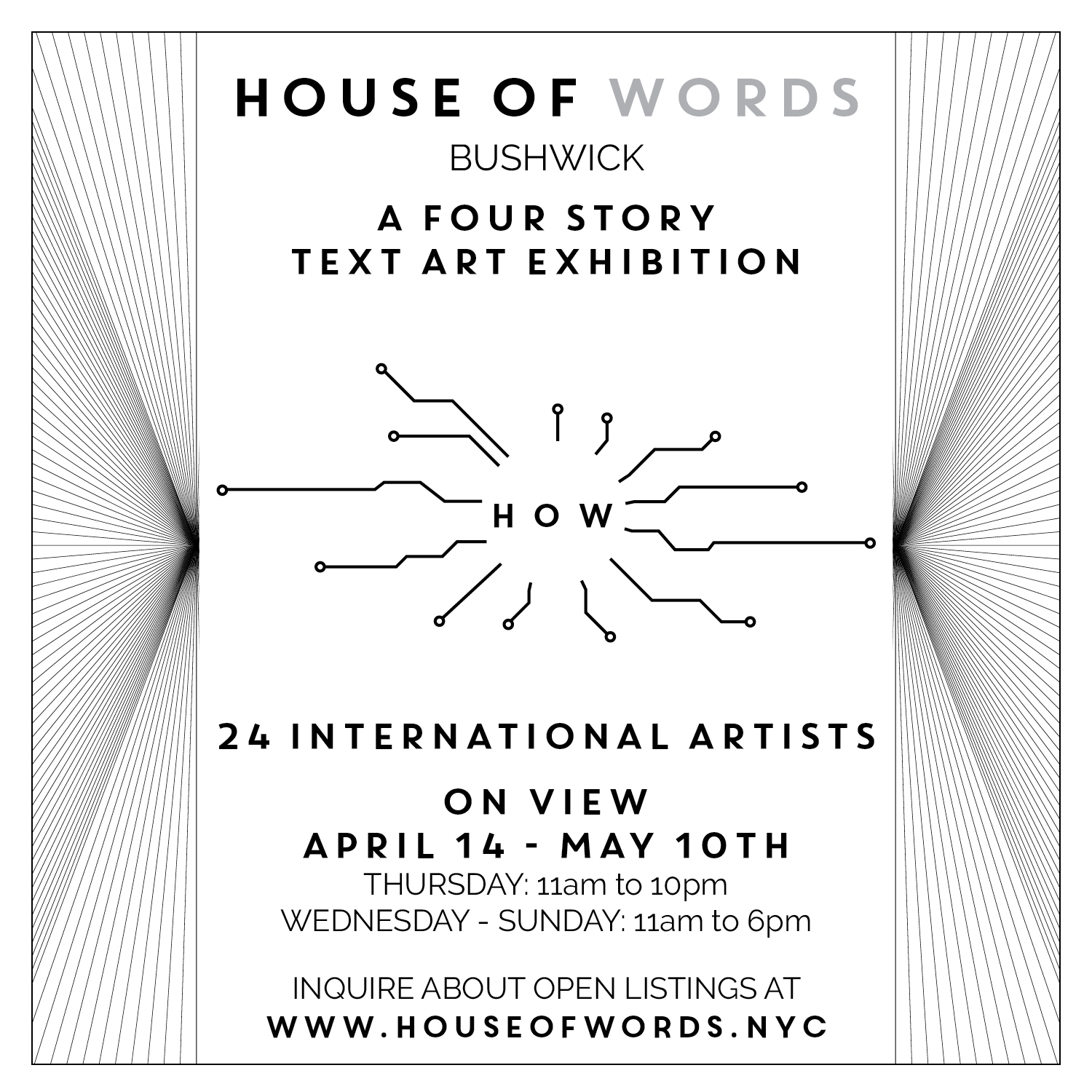 House of Word Bushwick