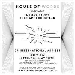 House of Word Bushwick