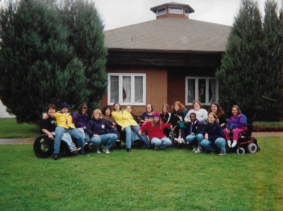 Blue Mountain Easter Seals Camp cabin photo