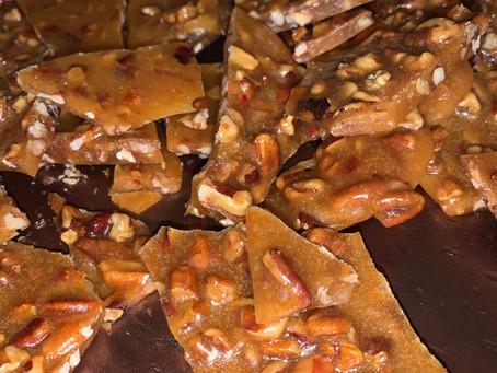 Recipe: Pecan Brittle