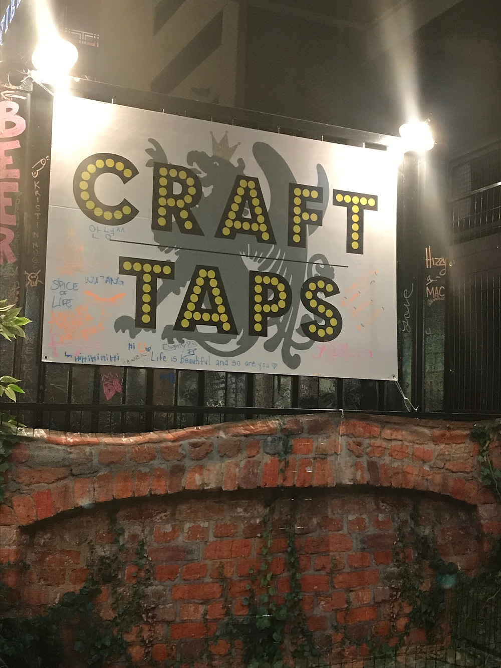 Craft Taps at the C.N.E.