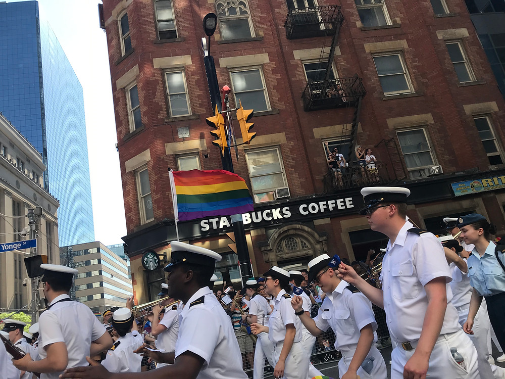 Toronto Gay Pride Parade 2019