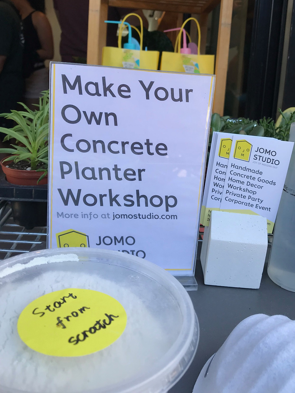 Jomo Studio at Stackt Toronto