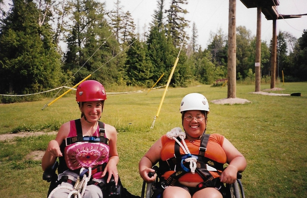 Blue Mountain Easter Seals Camp