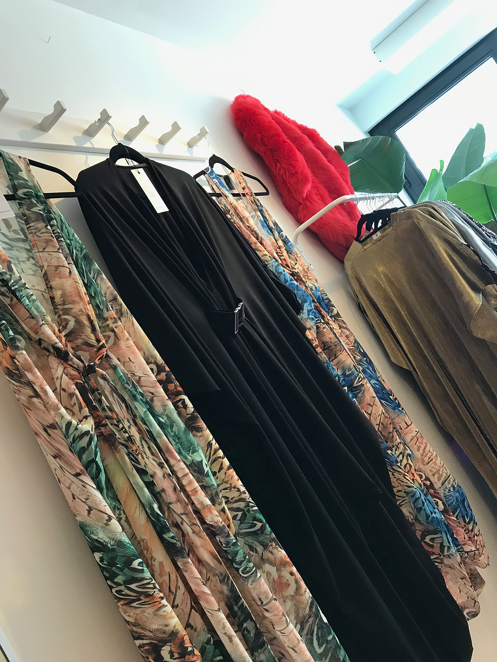 Electric Femme clothing store