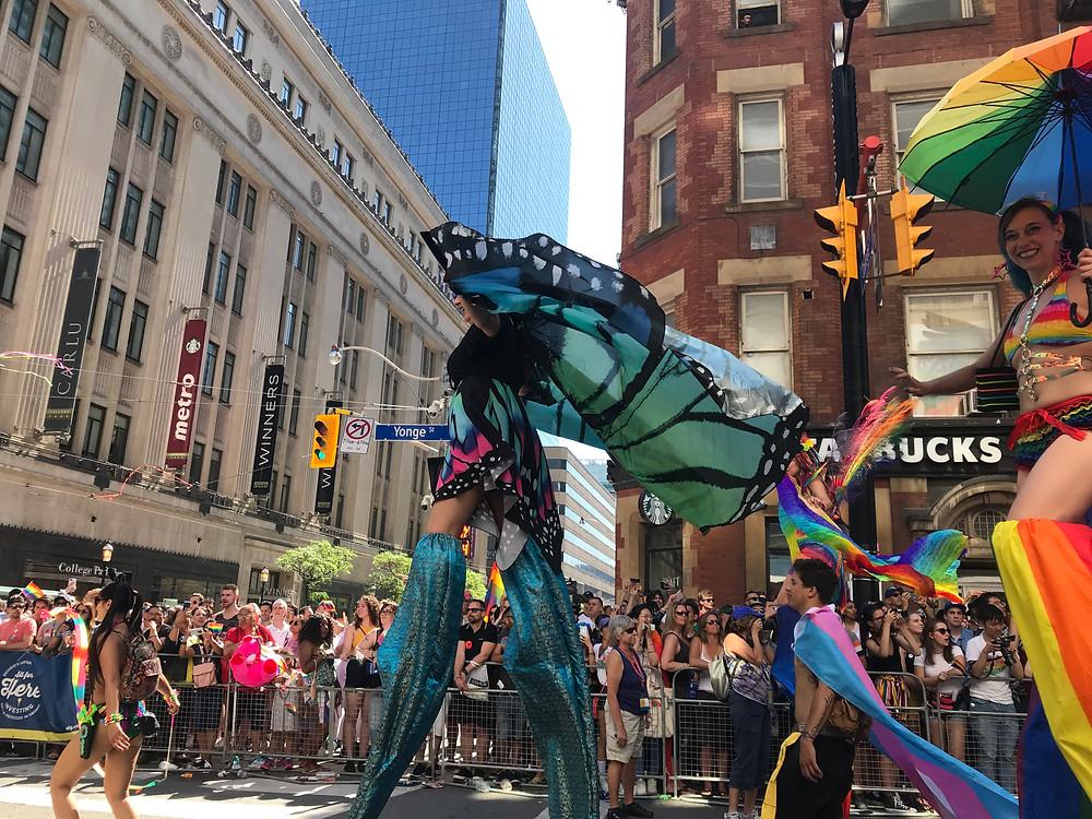 Toronto Gay Pride Parade 2019
