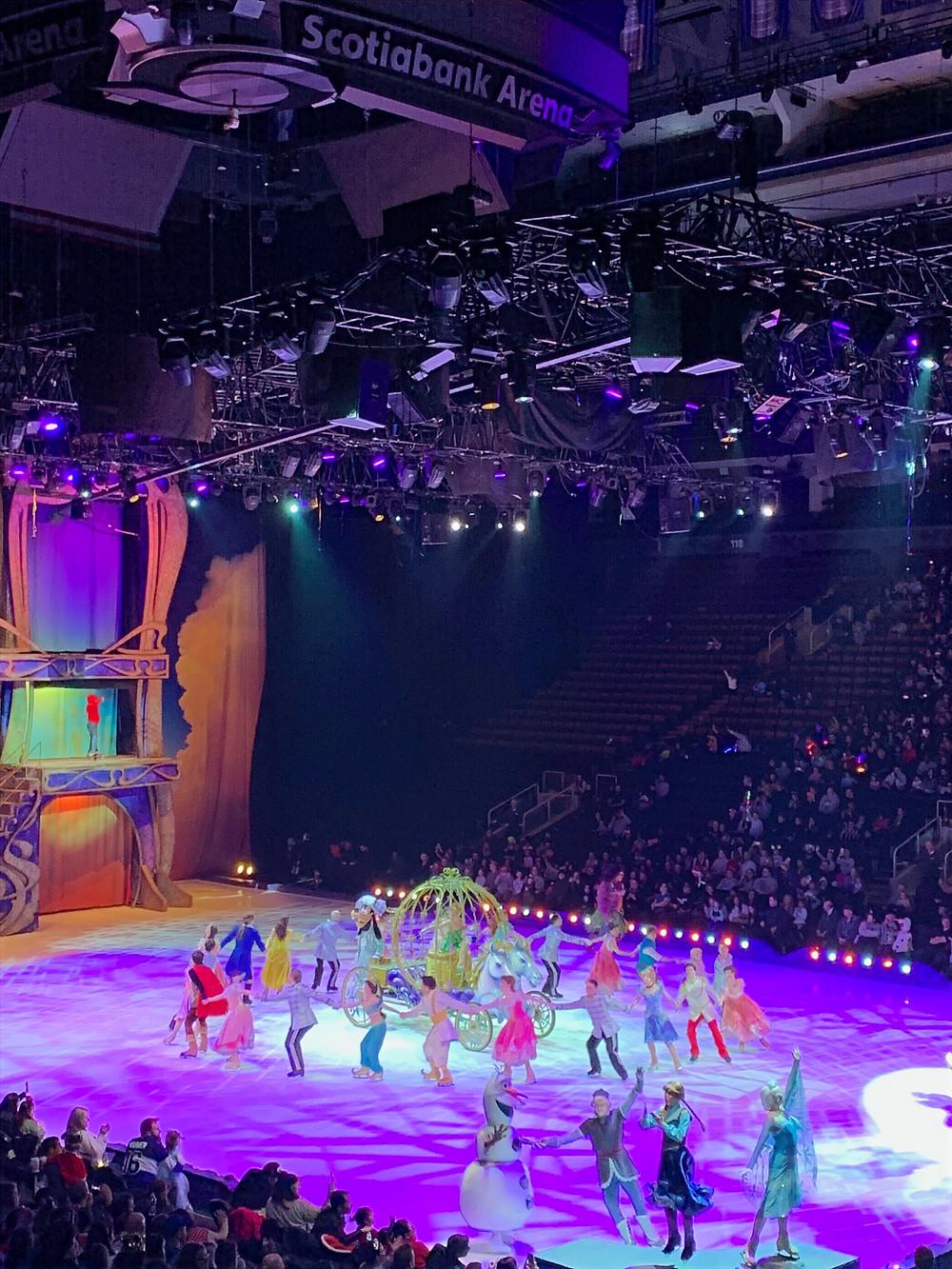 Disney on Ice in Toronto, Ontario
