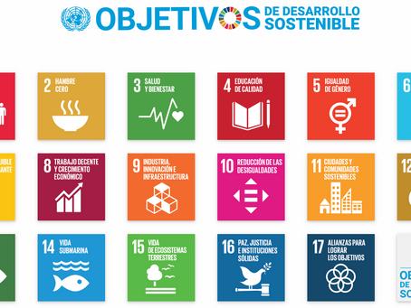 Objetivos de desarrollo sostenible 2030