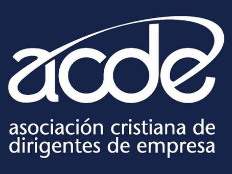 ACDE y Canal Brochero firman acuerdo de colaboración