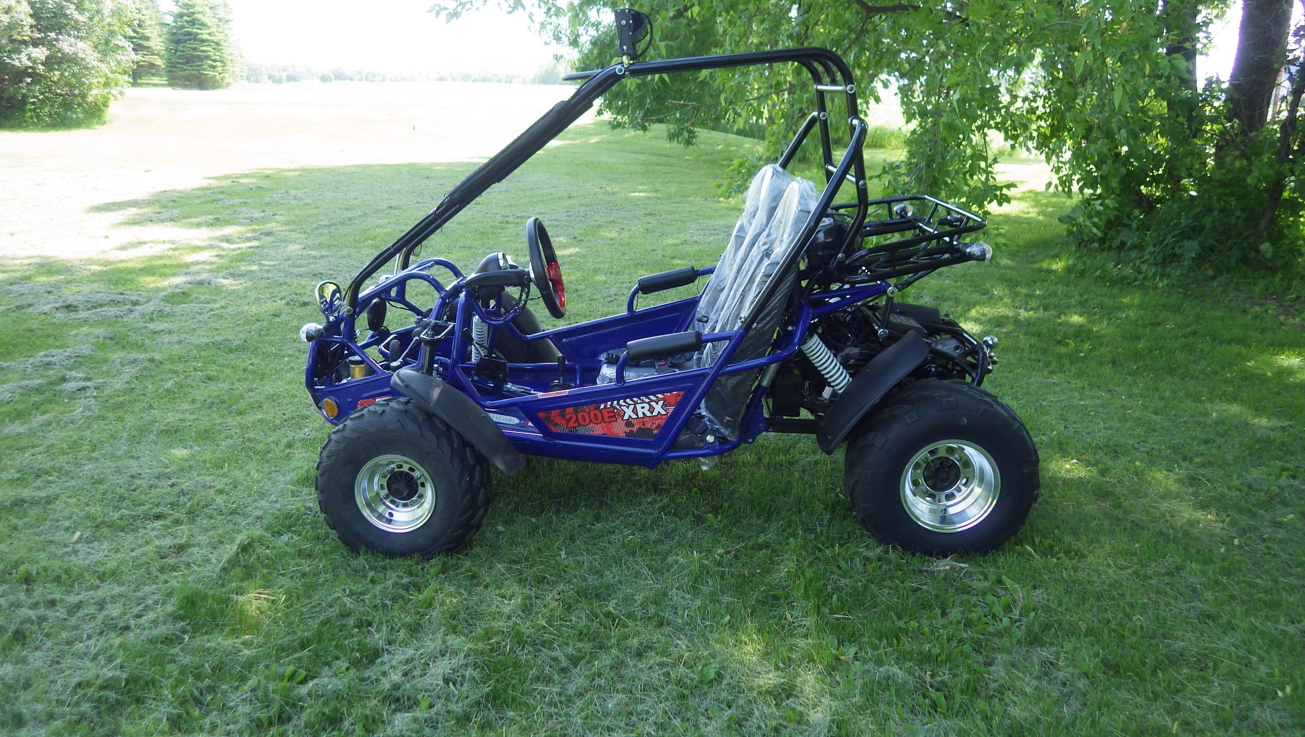 TrailMaster 200 E-XRX Blue2