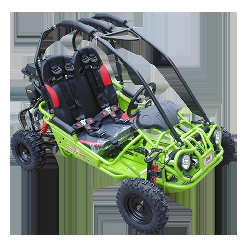 Mini XRX-R Green 2