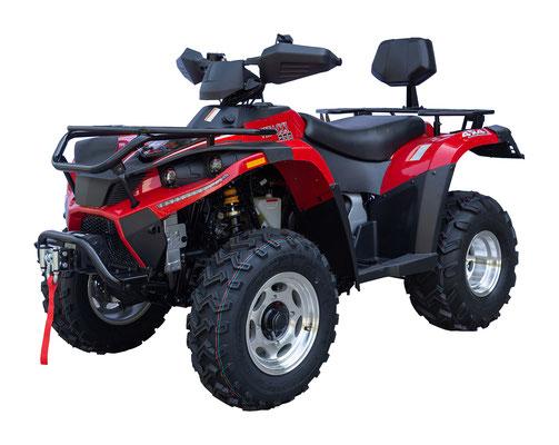 Terminator 300 - Red LF