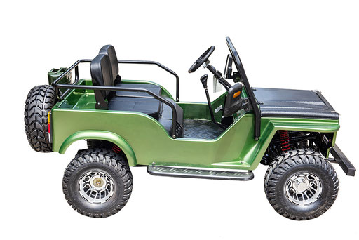 MW-125 Jeep Green