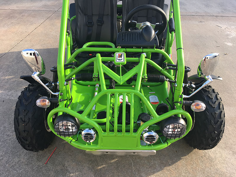 150 XRX Green front