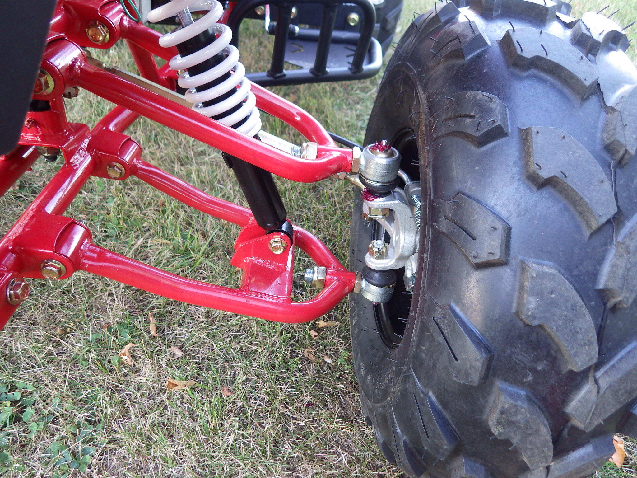 Apollo Sportrax 125cc Wheel
